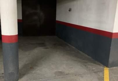 Garatge a calle Prat de La Creu