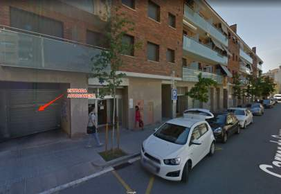 Garage in calle Dr Esteve / Carrer Sansa