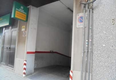Garatge a calle Sant Josep
