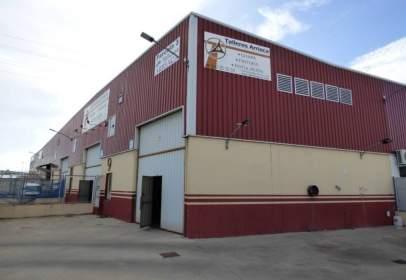 Nave industrial en calle Francisco De Medina Mendoza