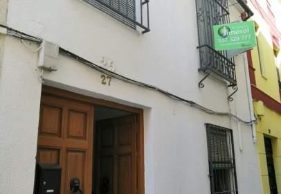 Casa a calle de Terzuela