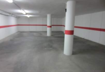 Garatge a calle de Albéniz