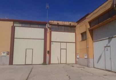 Nave industrial en calle Cotanillo