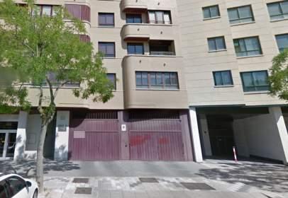 Garage in calle Juan Garcia Hortelano, nº 22