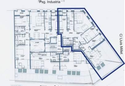 Àtic a Psg. de La Indústria
