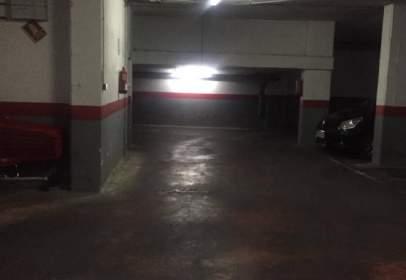 Garage in calle de Felipe II