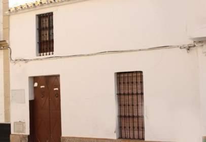 Casa adosada en calle de la Trianilla
