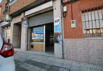Local comercial a calle San José