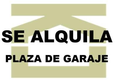 Garaje en calle Federico García Lorca, nº 40
