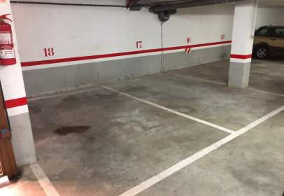 Garage in calle Salvador Espriu