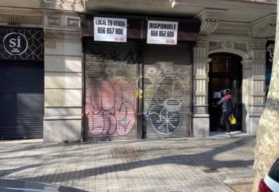 Local comercial en Carrer de València, nº 195