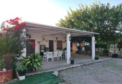 Casa rústica a calle de la Virgen de los Llanos, nº S/N
