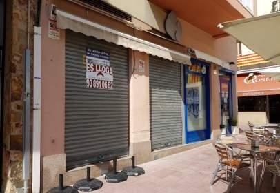 Local comercial en Plaza Ajuntament