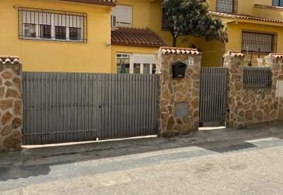 Terraced house in calle de El Greco