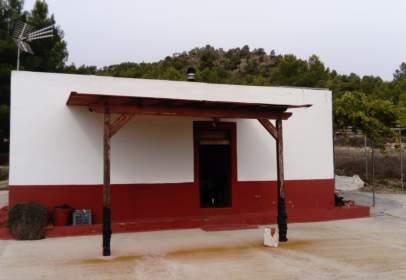 Finca rústica en Pasaje Sierra Salinas., nº 24