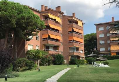 Flat in calle Bellesguard