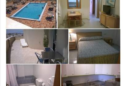 Penthouse in calle del Crucero Baleares, nº 2