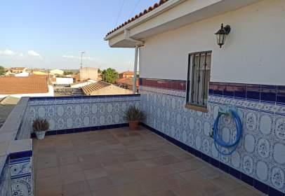 Casa adosada en calle de Numancia