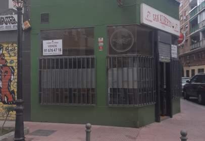 Local comercial a calle San Alberto