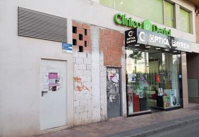 Local comercial a calle de Enrique Bernal Capel