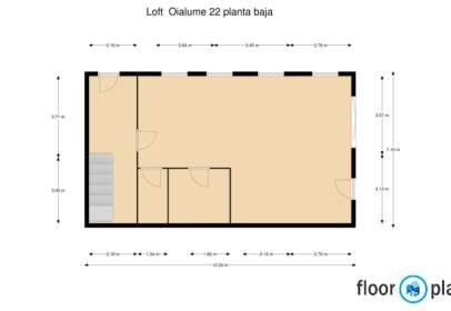 Loft a calle Oialume, nº 22
