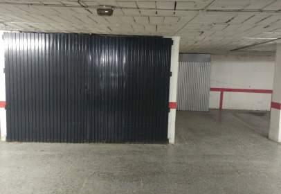 Garaje en calle El Agua