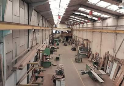 Nau industrial a Zona Rural
