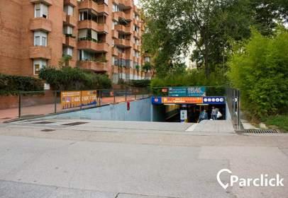 Garaje en Paseo Manuel Girona
