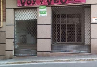 Local comercial en Carrer de Josep Viure