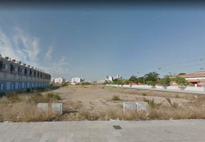 Land in calle Serra D´Alcaraz, nº 200