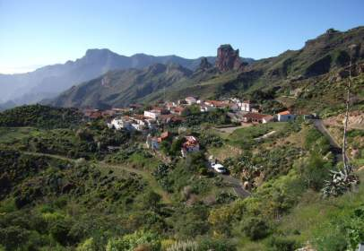 Casa rústica en Tejeda