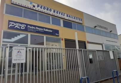 Nave industrial en San Ginés-Virgen de la Caridad-Torreciega