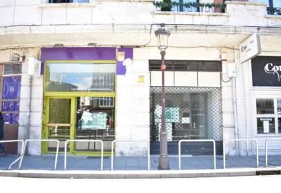 Local comercial en calle San Lesmes