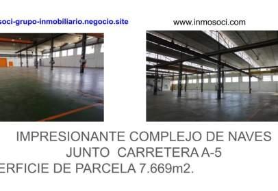 Industrial building in Carretera de Extremadura