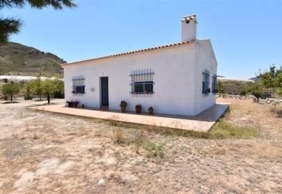 Rural Property in La Hoya-Almendricos-Purias