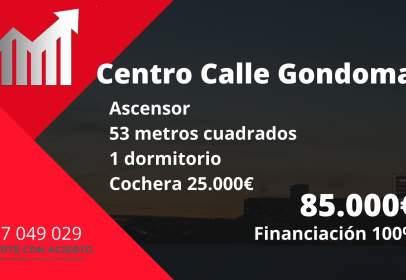 Flat in calle Conde de Gondomar