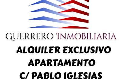 Apartment in calle de Pablo Iglesias