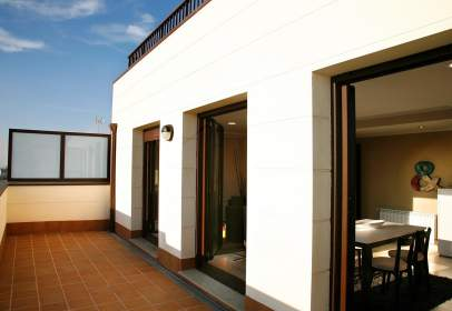 Penthouse in calle de Jovellanos