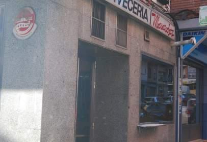 Commercial space in calle de Puenteareas
