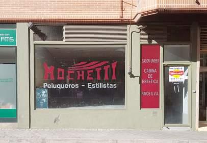Commercial space in calle Gertrudis Gomez Avellaneda, nº 1