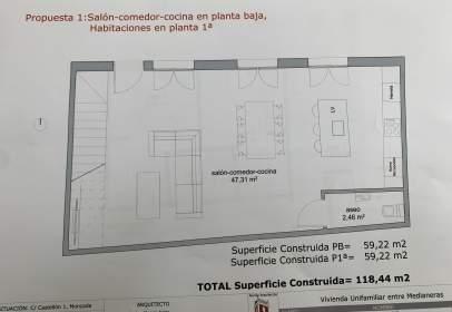 Terreno en Colegio San José