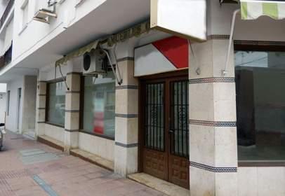 Local comercial a calle Félix Rodríguez de La Fuente