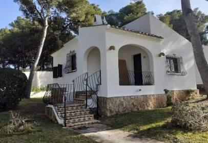 Single-family house in Carretera Portixol