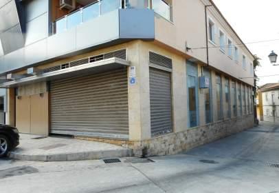 Edificio en calle Pontazgo