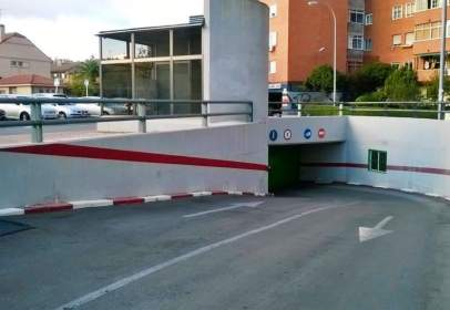 Garatge a calle Valladolid-Zona La Serna