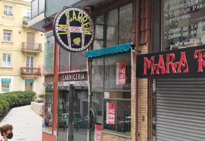 Local comercial en calle de Guevara