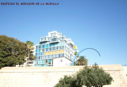 Penthouse in calle Muralla del Mar