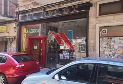 Local comercial en calle de Luis Jiménez, nº 4