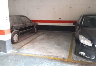 Garage in calle Valdeón