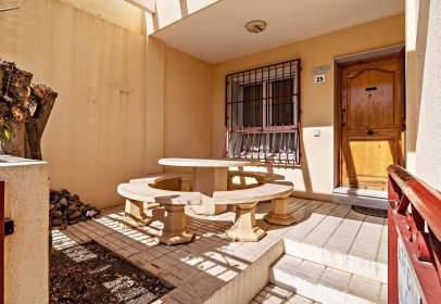 Terraced house in calle de Lepanto, nº 25